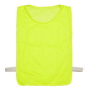 Champion Sports MPYNYL Deluxe Mesh Pinnie Youth Neon Yellow