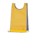 Champion Sports NP3BY Adult Reversible Pinnie, Blue/Yellow