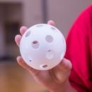 Champion Sports PLSB Plastic Softball White