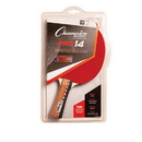 Champion Sports PN14 7 Ply Pips In Rubber Face Table Tennis Paddle