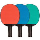 Champion Sports PN4 Plastic Rubber Face Table Tennis Paddle