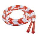 Champion Sports PR10 10 Ft Plastic Segmented Jump Rope