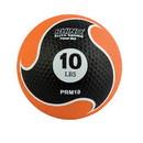 Champion Sports PRM10 10lb Rhino Elite Medicine Ball