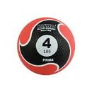Champion Sports PRM4 4lb Rhino Elite Medicine Ball
