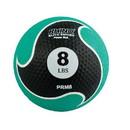 Champion Sports PRM8 8lb Rhino Elite Medicine Ball