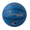 Champion Sports RBB2BL Pro Rubber Basketball, Royal Blue