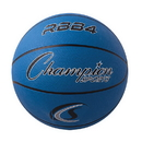 Champion Sports RBB4BL Pro Rubber Basketball, Royal Blue
