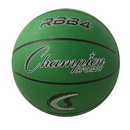 Champion Sports RBB4GN Pro Rubber Basketball, Green