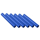 Champion Sports RBPLBL Plastic Relay Baton Blue
