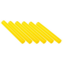 Champion Sports RBPLYL Plastic Relay Baton Yellow