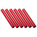 Champion Sports RBRD Aluminum Relay Baton Red