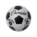 Champion Sports RETRO3 Retro Soccer Ball Size 3