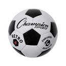 Champion Sports RETRO4 Retro Soccer Ball Size 4