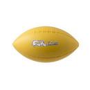 Champion Sports RSF 9.75 Inch Rhino Skin Molded Foam Football Yellow