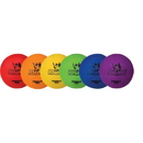 Champion Sports RSPFSET 8.5 Inch Rhino Skin Pebble Tek Soccer Ball Set