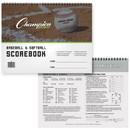 Champion Sports SC1 Baseball Scorebook