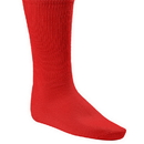 Champion Sports SK2RD Rhino All-Sport Sock, Scarlet