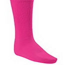Champion Sports SK3NPK Rhino All Sport Sock Large Neon Pink