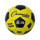 Champion Sports SL10 Soccer Ball Trainer Size 4