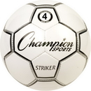 Champion Sports STRIKER4 Striker Soccer Ball Size 4