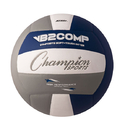Champion Sports VB2GB Composite Volleyball Gray/Blue/White