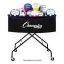 Champion Sports VC500PRO Mammoth Volleyball Cart