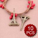 Aspire Antique Bronze 32mm Boutique Eiffel Tower Wholesale Charms Pendants, 10 pcs/pack