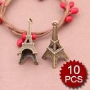 Aspire Antique Bronze 46mm Eiffel Tower Pendants Wholesale Charms, 10 pcs/pack