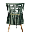 Muka Custom Dining Room Chair Covers, Chair Decor for Party, Computer Chair Cover