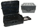 Chicago Case 95-8577 MDST9CART Magnum Indestructo Tool Case with Wheels and Handle