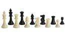 "CHH 2109A 4"" Staunton Chessmen"