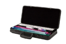 CHH 2400HBKP-WHT Deluxe Black Hard Case Mah Jong Set