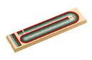 CHH 2424 3 Color Track Cribbage