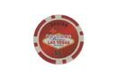 CHH 2600L-RD 25 PC 11.5G Red Las Vegas Chips