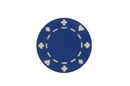 CHH 2702H-BL 50 PC 11.5G Blue Suited Chips