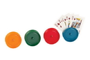 CHH 2722 4 Round Pearly Card Holder