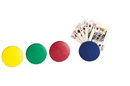 CHH 2728 Round Card Holder With Case