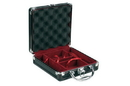 CHH 2790 100 PC Black Poker Chip Case