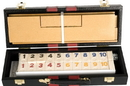 CHH 5017W Deluxe Rummy with Wooden Racks