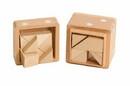 CHH 6132 Half Cubes Dice Box Puzzle