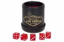 CHH 7813 Deluxe Las Vegas Dice Cup