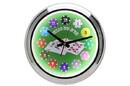 CHH 8144 Texas Hold'em Neon Clock