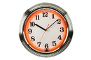 CHH 8145RD Ruby Red Neon Clock