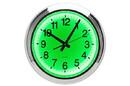 CHH 8155GN Green LED Wall Clock