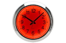 CHH 8155RD Red LED Wall Clock