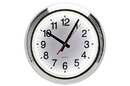 CHH 8155WT White LED Wall Clock