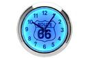 CHH 8160B Route 66 LED Wall Clock