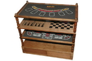 CHH 9029 9 in 1 Combo Game Table