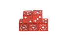 CHH LV2502C-RD 18mm Welcome To Las Vegas Red Dice