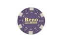 CHH RN2700HPRP 50 PC Purple Reno Poker Chips